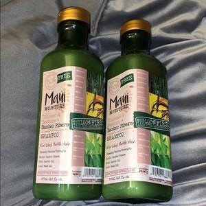 🆕 set of 2 MAUI Moisture bonus sized shampoo